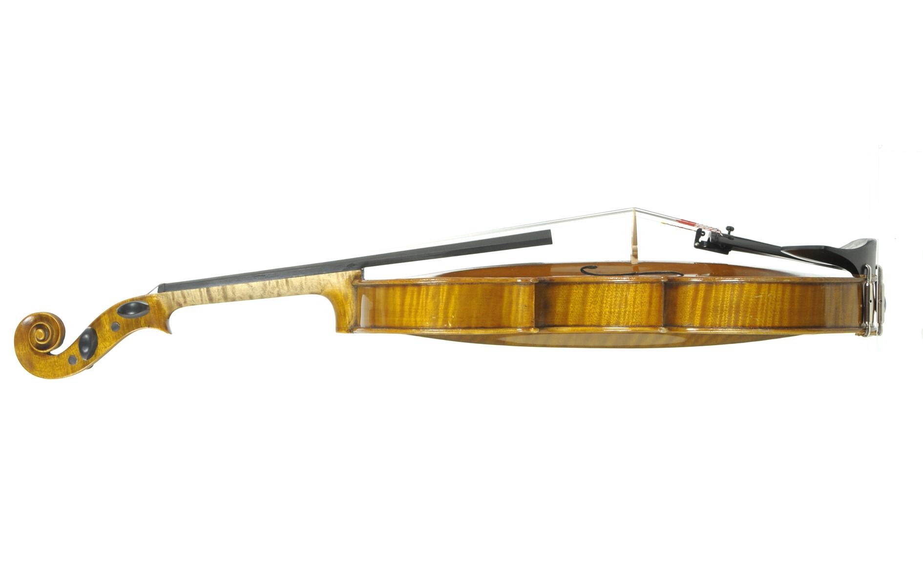 小提琴側寫