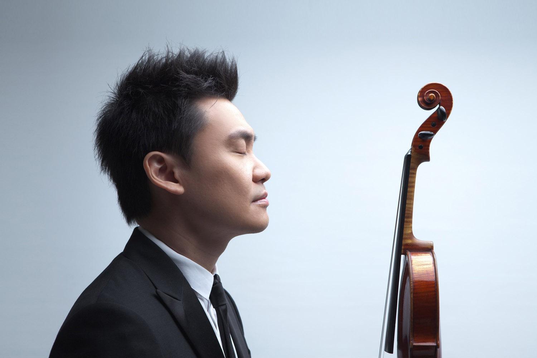 小提琴家張桀瑋2